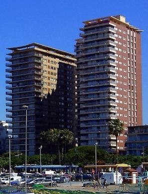 edificio residencial de gran altura jaume ii de palamos