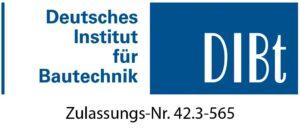 certificación DIBT